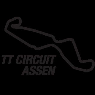 Assen Circuitsticker