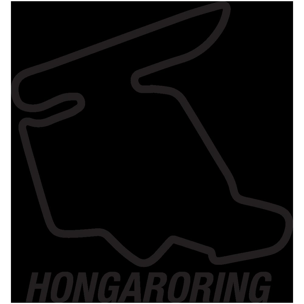 Hongaroring Circuitsticker