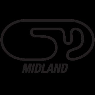 Midland Speedway circuitsticker
