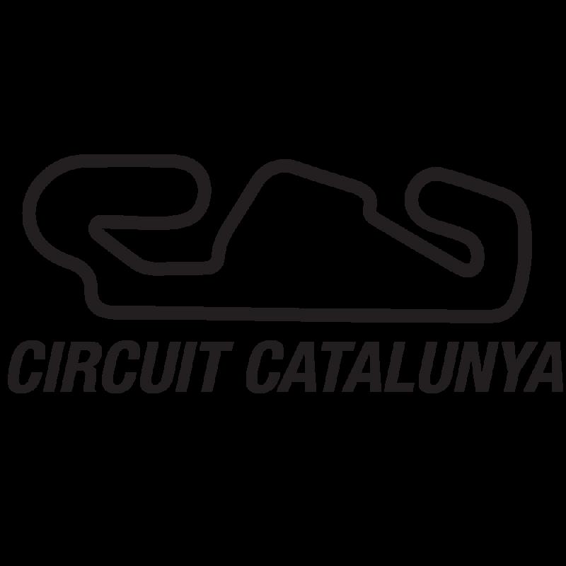 Catalunya circuitsticker