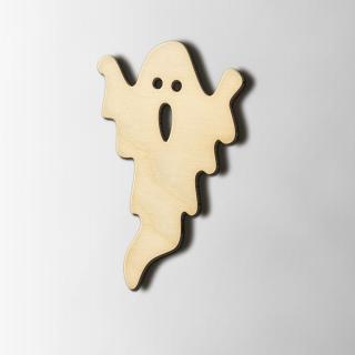 Houten Figuur Spook