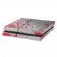 Bloedvlekken Playstation 4 Console Skin