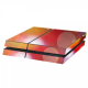 Bokeh Playstation 4 Console Skin