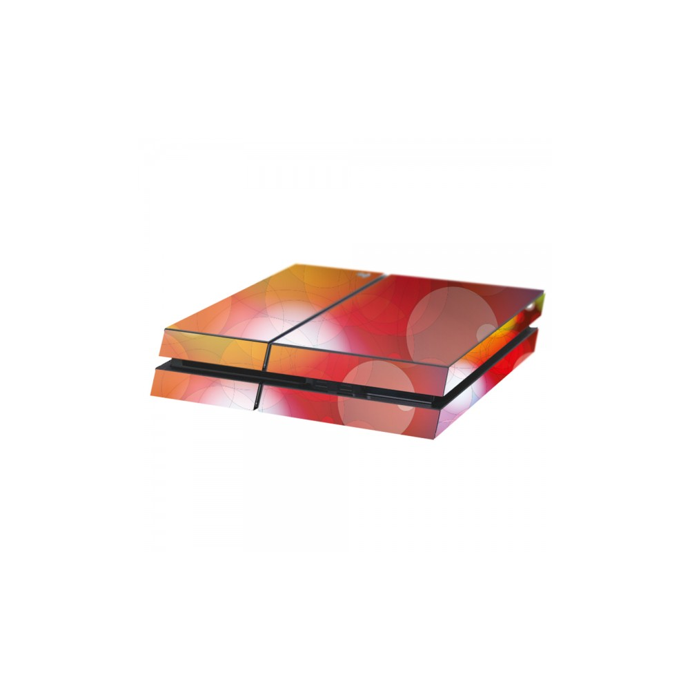 Bokeh Playstation 4 Console Skin