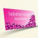 Je eigen labelstickers - Medium Rechthoek