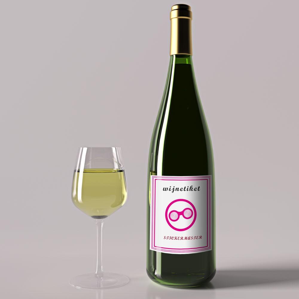 Ontwerp je eigen wijn etiket