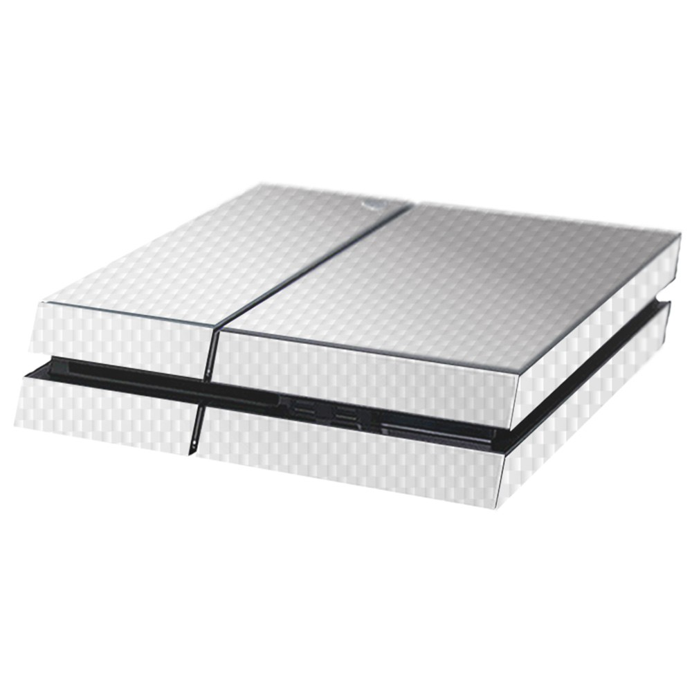 Carbon Wit Playstation 4 Console Skin