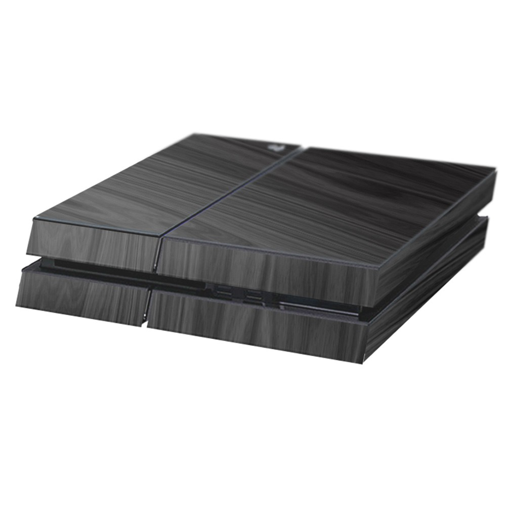 Hout Charcoal Playstation 4 Console Skin