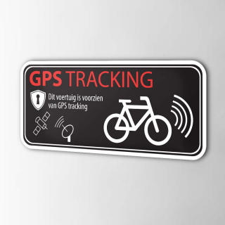 Fiets GPS Tracking Breed...