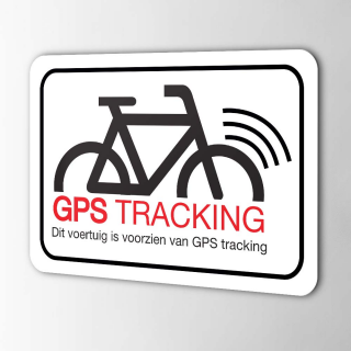 Fiets GPS Tracking...