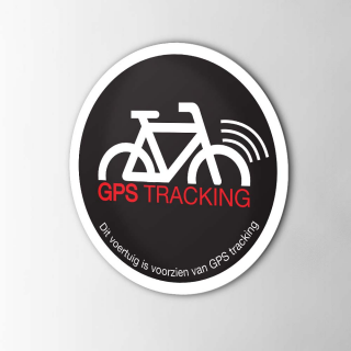 Fiets GPS Tracking Rond...