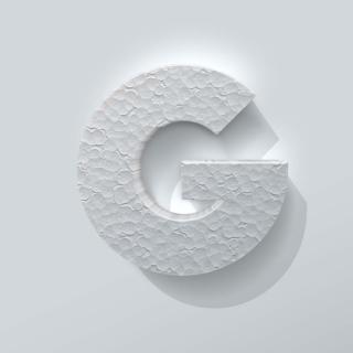 Piepschuim Letter G Big John