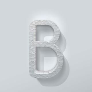 Piepschuim Letter B Thesis