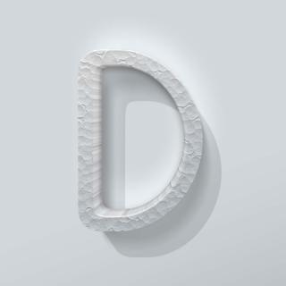 Piepschuim Letter D Thesis