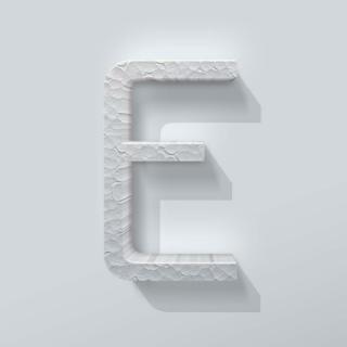 Piepschuim Letter E Thesis