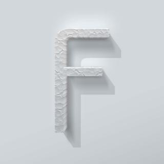 Piepschuim Letter F Thesis