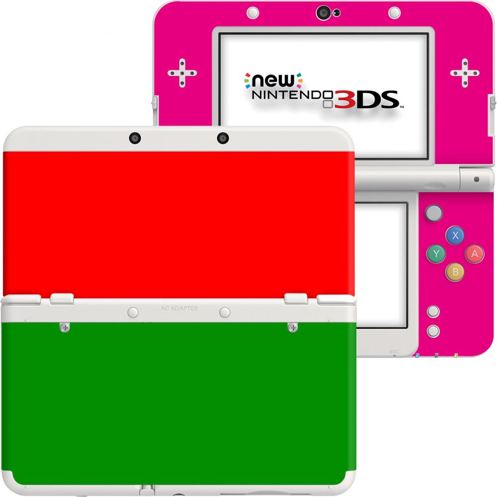 - Ontwerp Je Eigen New Nintendo 3DS Skin