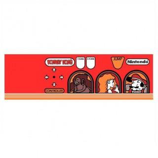 Donkey Kong CPO arcade sticker