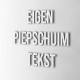 Bedenk en ontwerp je eigen piepschuim tekst