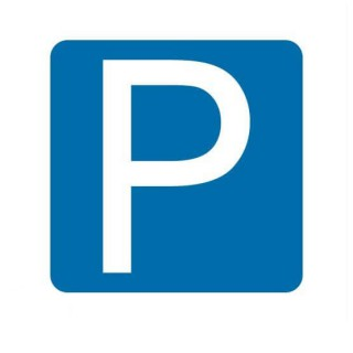 Parkeergelegenheid Sticker