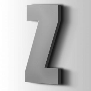 Kunststof Letter Z Impact Acrylaat 7040 Window Grey