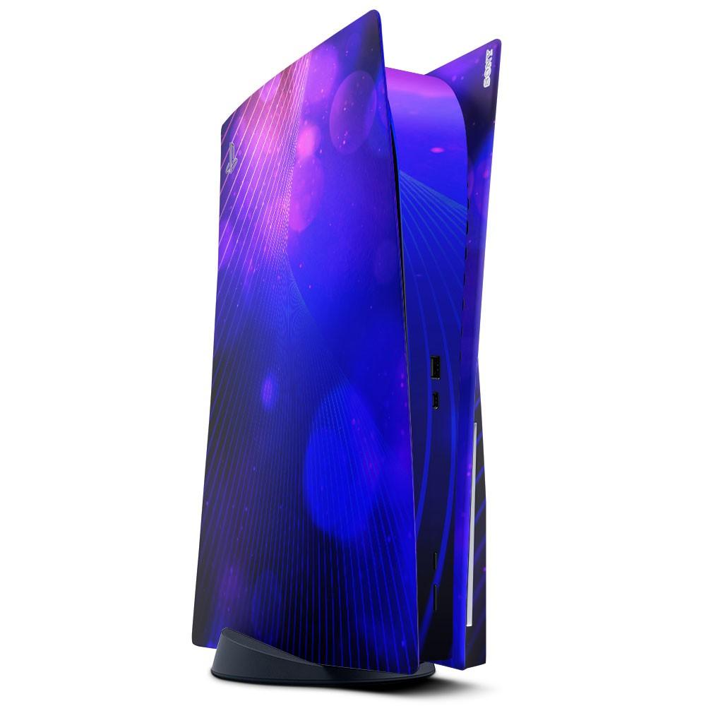 - Ontwerp Je Eigen PlayStation 5 Console Skin