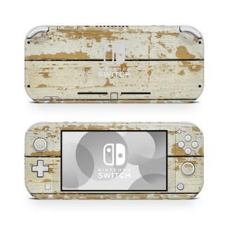 Nintendo Switch Lite Skin Bleached