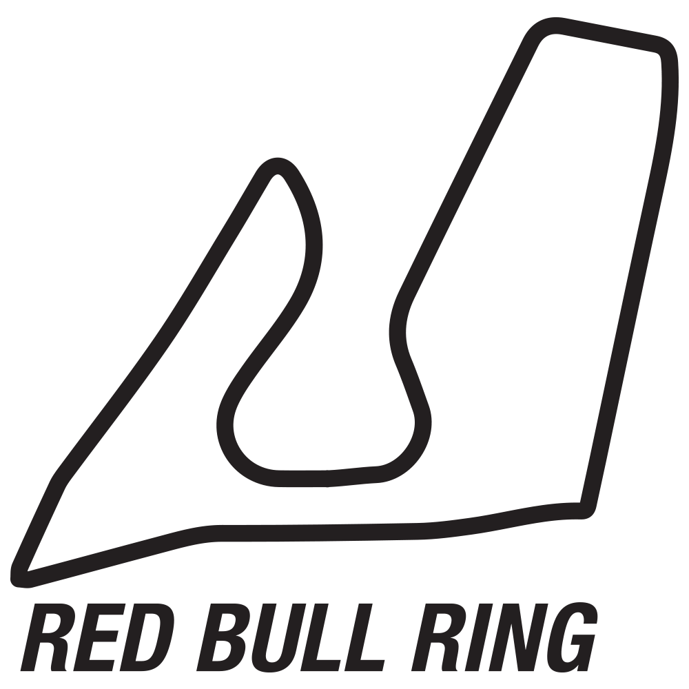 Red Bull Ring Circuitsticker
