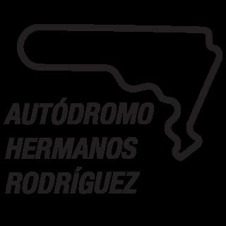 Autódromo Hermanos Rodríguez circuit sticker