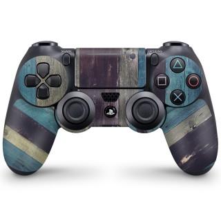 Playstation 4 Controller Skin Vintage