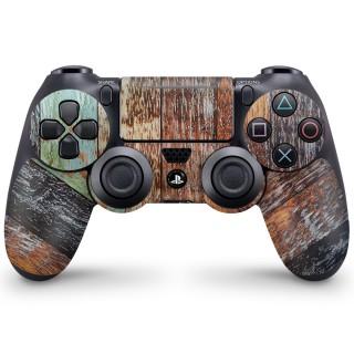 Playstation 4 Controller Skin Vivid