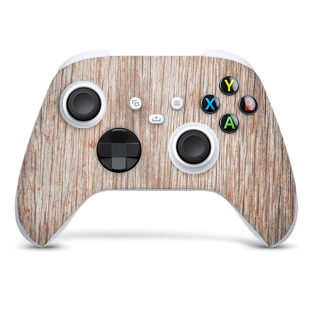 Xbox Series X Controller Skin Hout Abachi