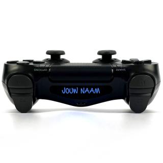 Jouw eigen (clan)naam! Handwriting Playstation 4 Controller