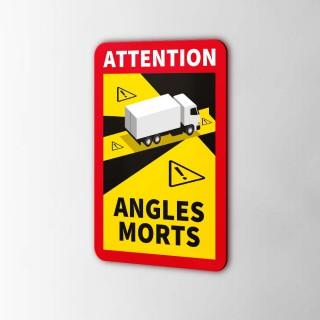 Attention Angles Morts Goederentransport