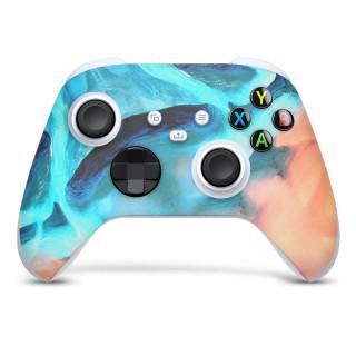 Xbox Series S Controller Skin Beach