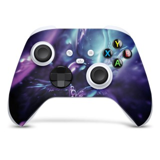 Xbox Series S Controller Skin Bubble