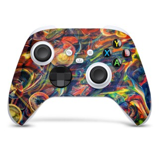 Xbox Series S Controller Skin Candy