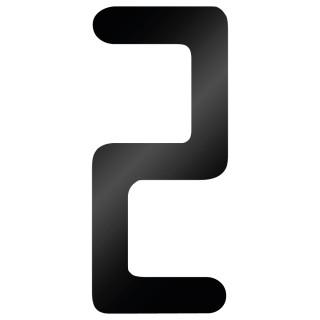 Cijfer Sticker Checkbook 2