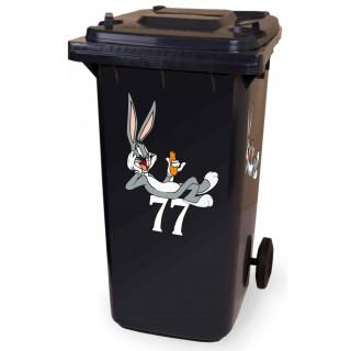 Kliko Bugs Bunny Sticker