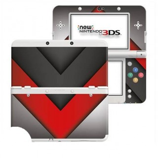 Arsenal New Nintendo 3DS Skin
