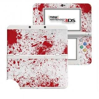 Bloedvlekken New Nintendo 3DS Skin