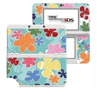 Bloemen New Nintendo 3DS Skin