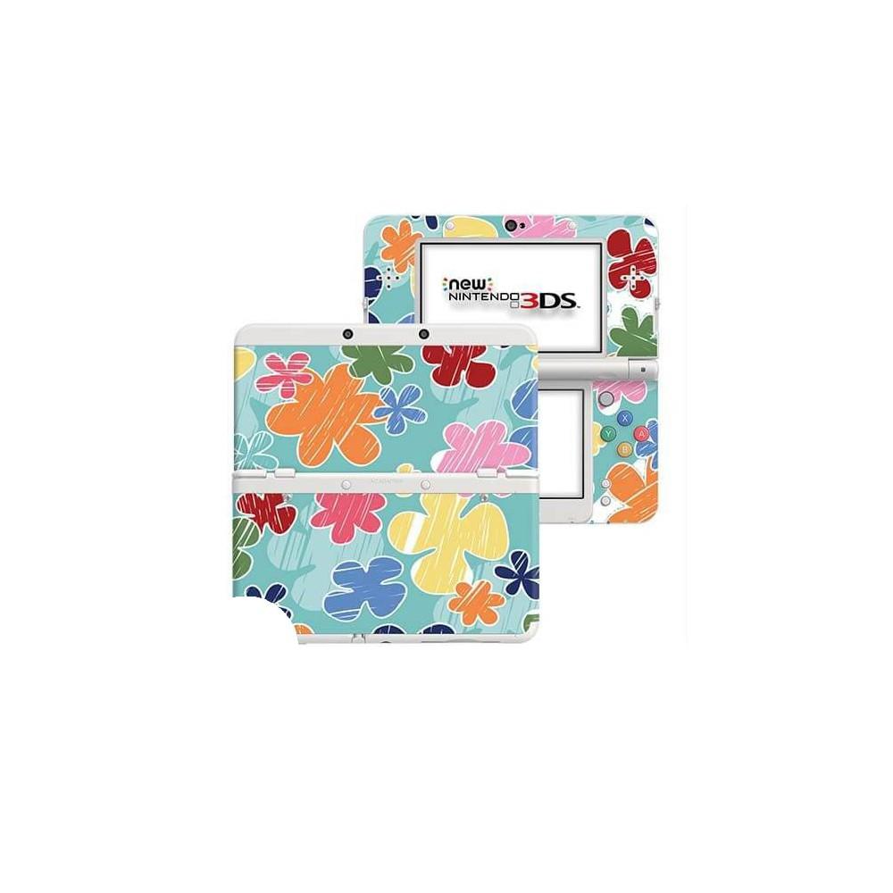 Bloemen New Nintendo 3DS Skin - 1