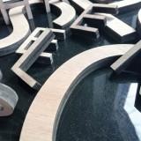Houten Letters op maat gemaakt