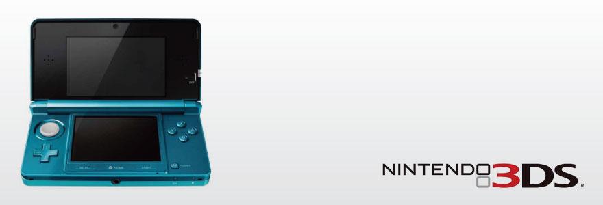 Nintendo 3DS (2011 model)