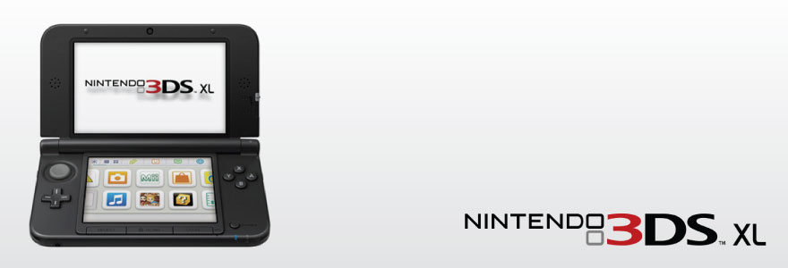 Nintendo 3DS XL (2012 model)