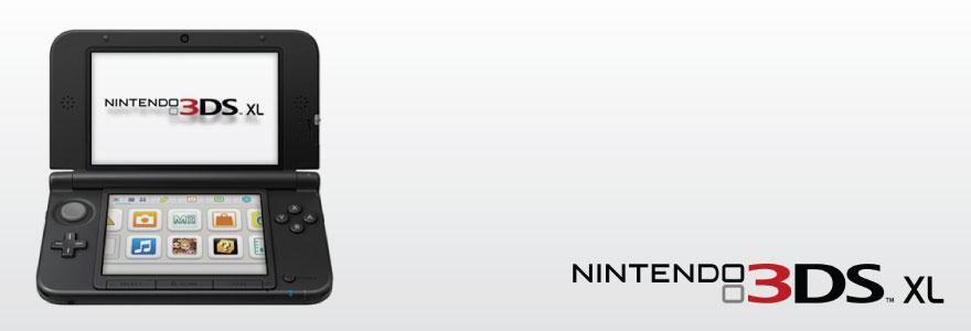 Nintendo 3DS XL (2012 model)
