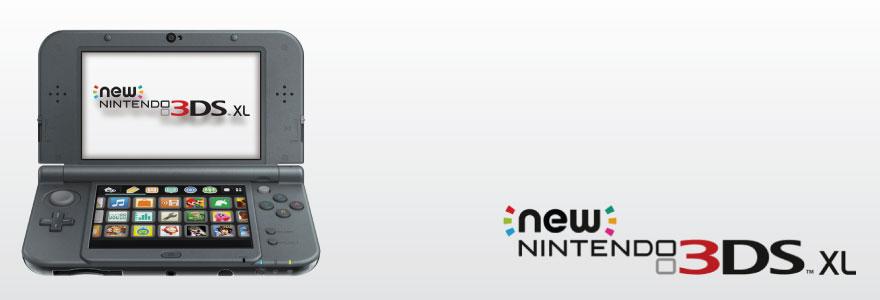 New Nintendo 3DS XL (2015 model)