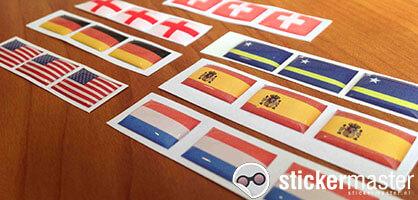 veel stickers