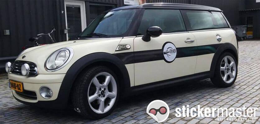 auto reclame stickers